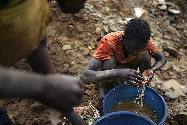 Gold Rush Fuels DR Congo Crisis