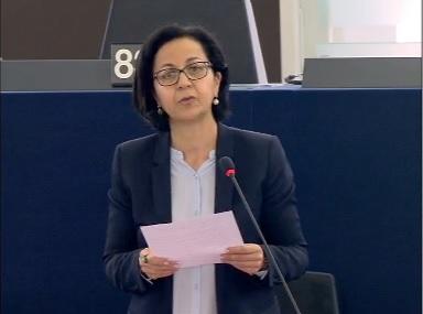Interventions en séance plénière : Intervention de Tokia Saïfi lors du débat en plénière sur le TTIP