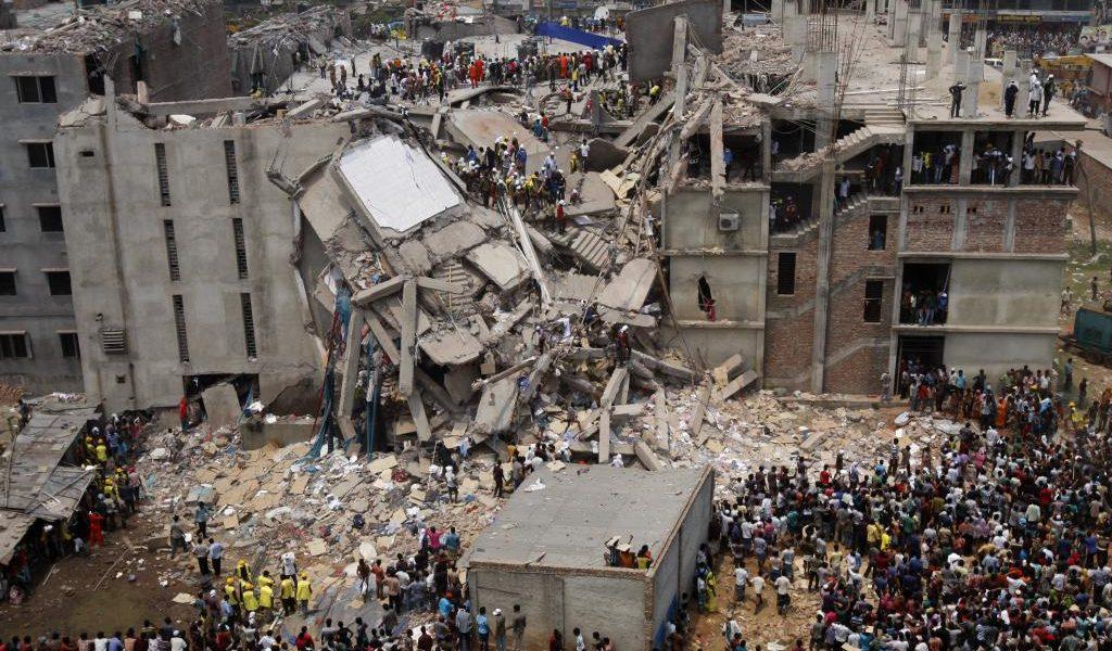 Rana Plaza : 4 ans après le drame, qu'attend donc la Commission  pour agir ?