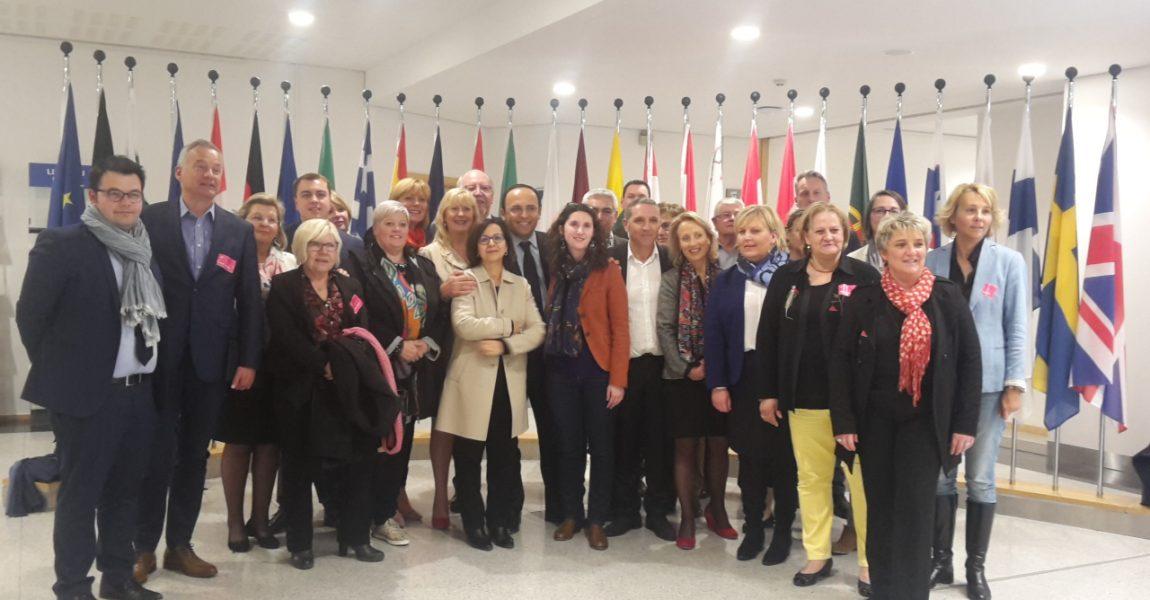 Visite de Conseillers Régionaux Les Républicains et Apparentés des Hauts-de-France